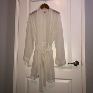 Victoria's Secret Sheer Robe
